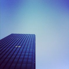 La tour Zamansky #upmc #campus #university #tower #paris Photo by david_barriere