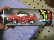 "Coca-Cola Tyco ""Canned Heat"" 1957 Chevy Radio controlled car 1999"