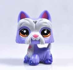 Littlest Pet Shop Collection Dog Child Girl Figure Cute Toy Loose Rare LPS565