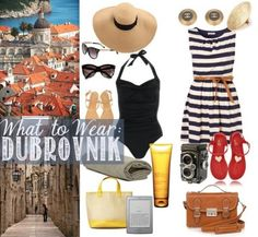 What to Wear in Dubrovnik