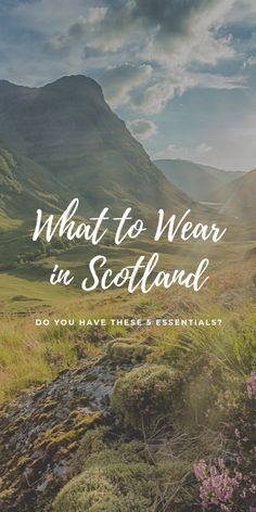 Wondering what to pack for a trip to Scotland? Check out these easy tips, including the best coats, umbrellas, and waterproof boots for a trip to Scotland! Scotland Vacation, Ireland Vacation, Scotland Travel, Ireland Travel, Scotland Food, Scotland Trip, Inverness Scotland, England And Scotland, Edinburgh Scotland