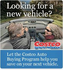 Looking for a new vehicle? Let the Costco Auto Buying Program help you save on your next vehicle.