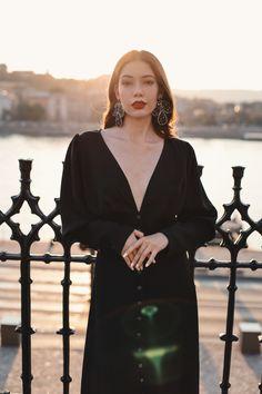 #orovica #shirtdress #lbd 21st Dresses, Shirtdress, Every Woman, Lbd, Silhouette, Black, Women, Fashion, Moda
