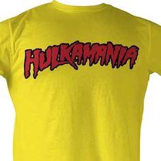 Hulkamania Hulk Hogan T-Shirt