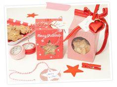 Free printable - Wunderschöne Geschenkschachteln mit Freebie (Schachtel zum Ausdrucken)