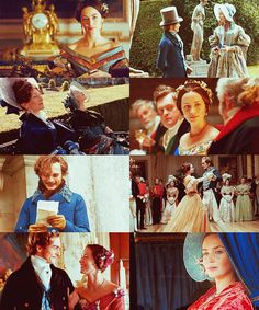 The Young Victoria.  Possibly one of the best love movies of all time.  Mostly because it's all true.  :)
