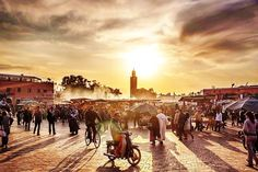 Marrakech - Morocco.