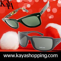Wanna look change your look for this @Christmas?     Try the #Sunglasses from POLICE Brand