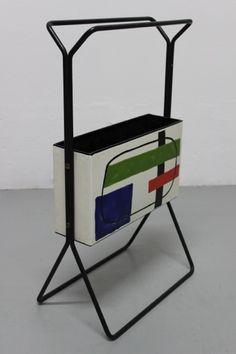portariviste produzione Italiana anni '50
