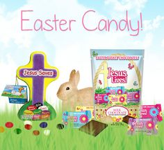 Easter is coming up! Scripture Candy has several items that make great Easter basket fillers! All of our candy is wrapped or packaged in scripture or an inspirational message. Give a gift with meaning!