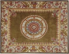 79 fantastiche immagini in tappeti aubusson e savonnerie su
