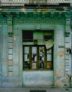 Manrique street -La Habana by M. Eastman