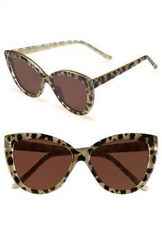 A.J. Morgan 'Badiwad' Sunglasses | Nordstrom