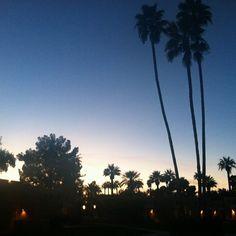 Sunset at The Wigwam Resort via @mattjgoalen | Webstagram