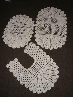 www.lindos desenhos de crochet.com | Créditos: http://croche.receitablog.com.br