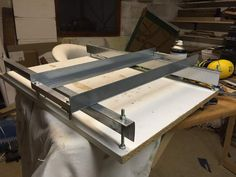 plunge router sled - Google Search