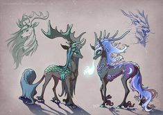 Chrysmoon-Kirin/Qilin by BegasusTiuBe on DeviantArt My Little Pony Comic, My Little Pony Drawing, My Little Pony Pictures, Animal Drawings, Cute Drawings, Character Art, Character Design, Nightmare Moon, Mlp Fan Art