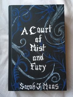 Alternate Cover Art For A Court Of Mist And Fury By Sarah J Maas
