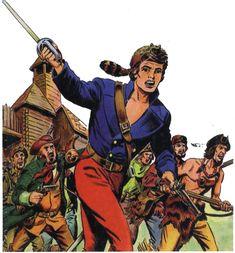CAP'TAIN SWING........BING IMAGES........Capt'ain Swing est une revue de l'éditeur Aventures & Voyages. 296 numéros de juillet 1966 à février 1991