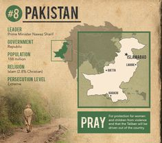 Use this, and the others listed, during your evening meal, to pray for Asia's top persecuted countries.