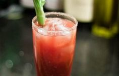 Bacon Bloody Caeser Drink!