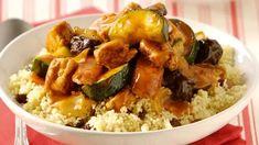 Wok, Tajin Recipes, Bulgur Salad, Ras El Hanout, Good Food, Yummy Food, Curry, Happy Foods, Asian Cooking