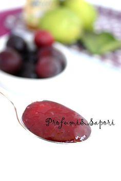 Profumi: Confettura di prugne, limone e miele di tiglio di C. Ferber