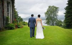 Ardanaiseig Hotel Luxury Exclusive Use Wedding Venue Argyll Scotland