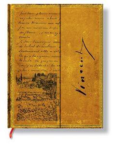 Paperblanks Embellished Manuscripts Van Gogh Sketch in a Letter Ultra Notebook…