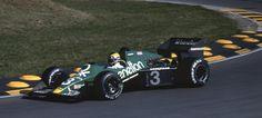 Michele Alboreto, Tyrrell 012 - Cosworth V8