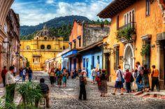 Interesting Facts About Guatemala: Antigua Guatemala