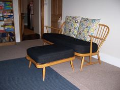 Refurbished Ercol Windsor sofa