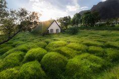 Hof church Iceland by jean-joaquim crassous - Photo 82990585 / 500px