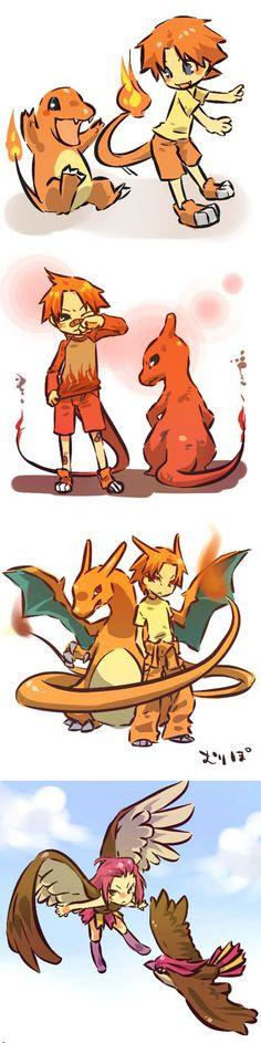If Pokemons Were Humans