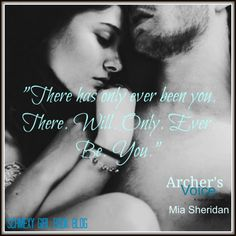 It's Wednesday so that means we have another Book Boyfriend of the Week. And Trishy Poo wants to share her love of Archer Hale with you all. Yes, Archer from Mia Sheridan's new novel Ar… Voice Quotes, My Feelings For You, Favorite Book Quotes, Book Boyfriends, It Goes On, Book Girl, Love Signs, All You Need Is Love, Book Characters