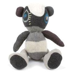Hirshleifers - The Elder Statesman - Teddy Bear (Grey), $500.00 (http://www.hirshleifers.com/new-arrivals/the-elder-statesman-teddy-bear-grey/)