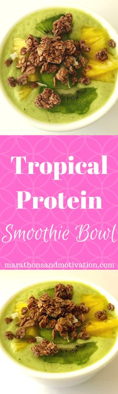 Tropical Protein Smo