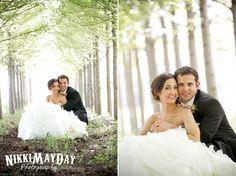 Beautiful photo & dress