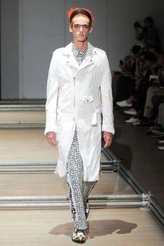 Comme des Garçons - Spring 2013 Menswear - KdS!