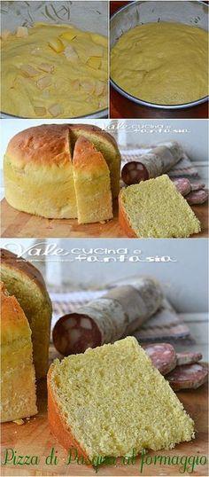 Torta al formaggio di Pasqua