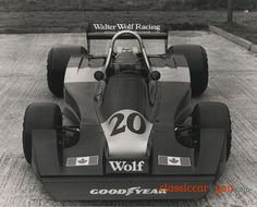 Wolf WR 1 - Ford