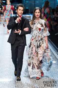 Dolce & Gabbana – 127 photos - the complete collection