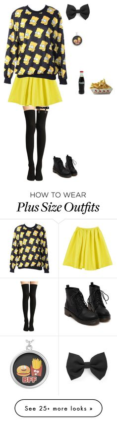"""""""Untitled #111"""" by jojobabydoll123 on Polyvore featuring Forever 21"""