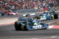 Depailler 1976 France Tyrrell P34