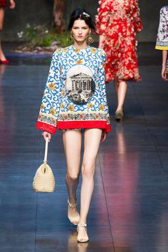Dolce & Gabbana | Spring | 2014 | Ready-to-Wear Collection