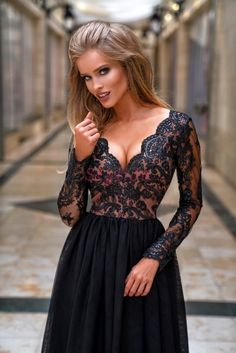 Emo, Adele, Dresses With Sleeves, Formal, Long Sleeve, Products, Fashion, Preppy, Moda