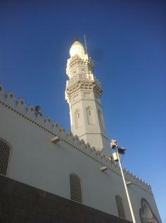 Masjid e Quba, Madina  Personal pic.