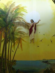 'Paradise Jesus' - Isabella, Ecuador