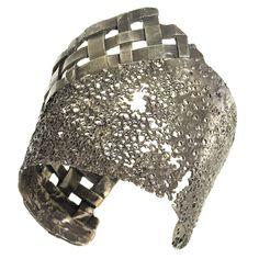 Darcy Miro Weave Cuff