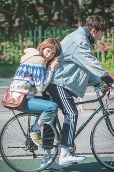 One of my fave kdramas, Weightlifting Fairy Kim Bok Joo because Joon hyung and Bok Joo are just so daebaak! Is it just me who noticed that Bok Joo has a number of Adidas in different colors? Nam Joo Hyuk Smile, Nam Joo Hyuk Lee Sung Kyung, Jung Hyun, Kdrama, Weightlifting Fairy Kim Bok Joo Wallpapers, Weightlifting Fairy Wallpaper, Weightlifting Kim Bok Joo, Weightlifting Fairy Kim Bok Joo Poster, Weighlifting Fairy Kim Bok Joo